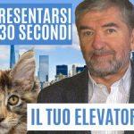 Mi presento in 30 secondi: Elevator Pitch in pratica