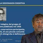 Festinger: Dissonanza cognitiva